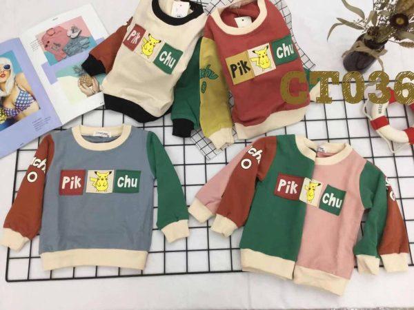 CT036 Baju Sweater Seri 4 Uk 1 4th @40rb winkionline