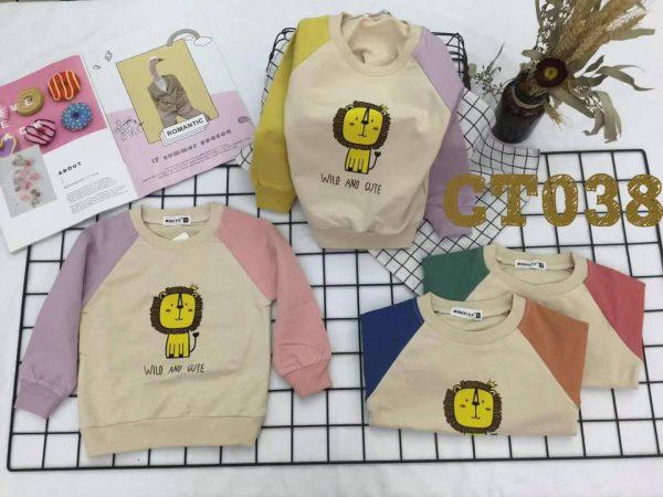 CT038 Baju Sweater Seri 4 Uk 1 4th @40rb winkionline