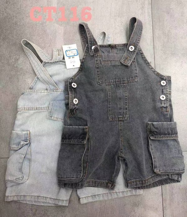 CT116 Overall Jeans Seri 5 Uk 3 7th @75rb winkionline