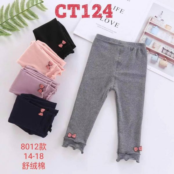 CT124 Celana Legging Seri 5 Uk 1 5th @39rb winkionline