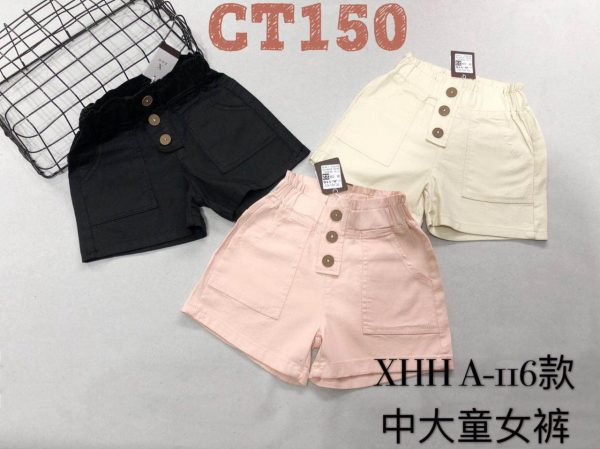 CT150 Celana Hotpant Seri 5 Uk 3 6th @40rb winkionline