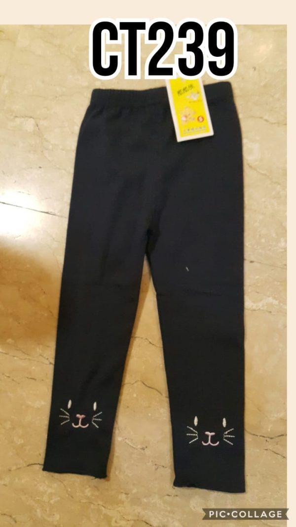 CT239 Celana Legging Seri 5 Uk 1 4th @29rb winkionline