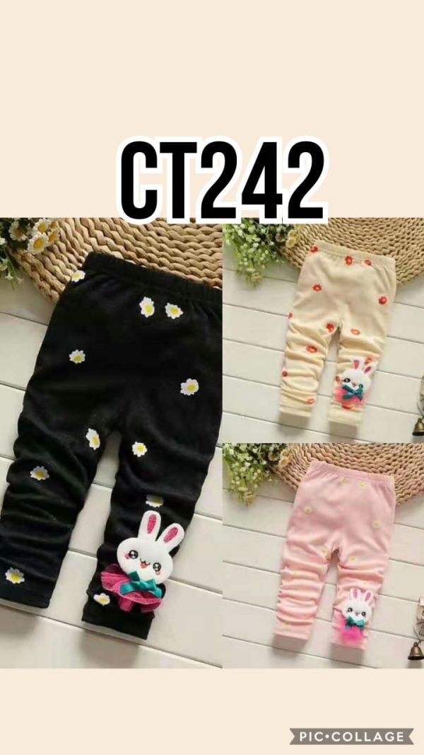 CT242 Celana Legging Seri 5 Uk 1 4th @29rb winkionline