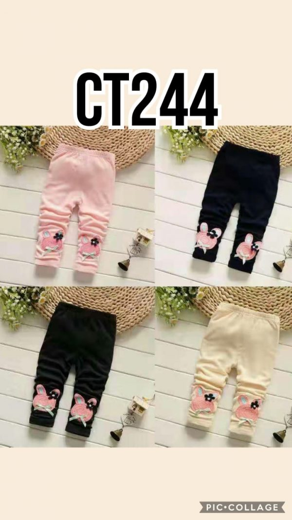 CT244 Celana Legging Seri 5 Uk 1 4th @30rb winkionline
