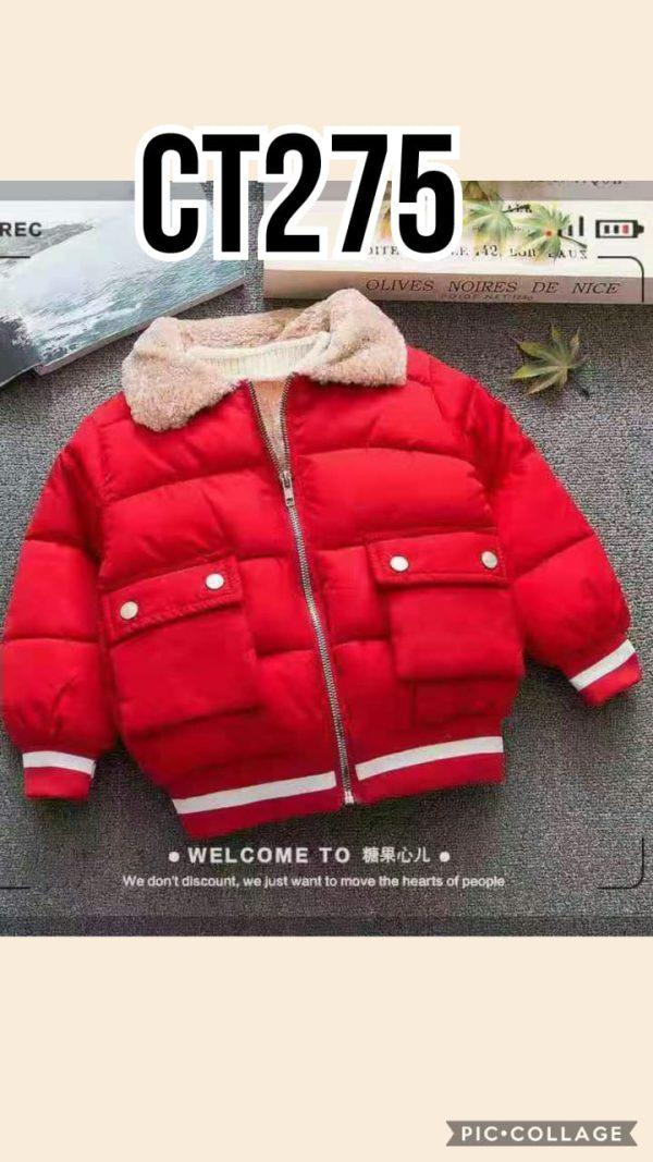 CT275 Jaket Winter Seri 4 Uk 2 5th @105rb winkionline