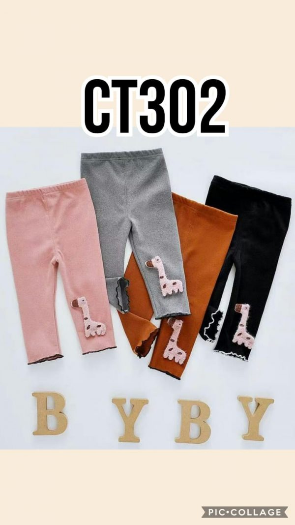 CT302 Celana Legging Seri 5 Uk 1 3th Bahan Bagus @31rb winkionline