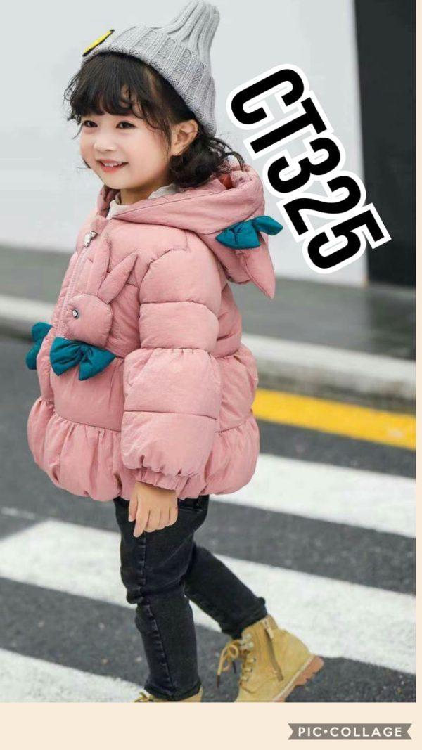 CT325 Jaket Winter Seri 4 Uk 2 5th @125rb winkionline