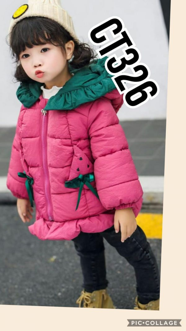 CT326 Jaket Winter Seri 4 Uk 2 5th @125rb winkionline