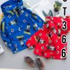 CT366 Jaket Parasut Seri 4 Uk 3 6th @78rb winkionline