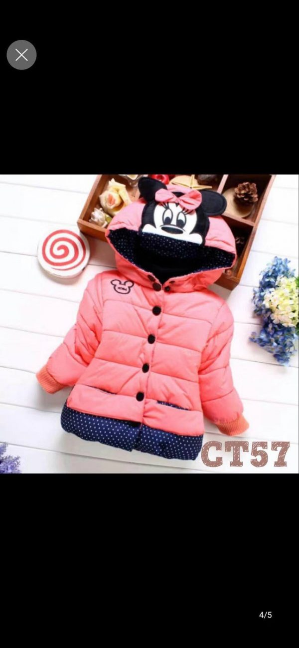 CT57 Jaket Winter Seri 4 Uk 1 3th Pink Merah Kuning @105rb winkionline