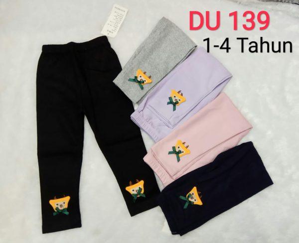 DU139 Celana Legging Seri 5 Uk 1 4th @35rb winkionline
