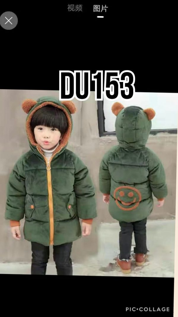 DU153 Jaket Winter Seri 4 Uk 4 7th @125rb winkionline
