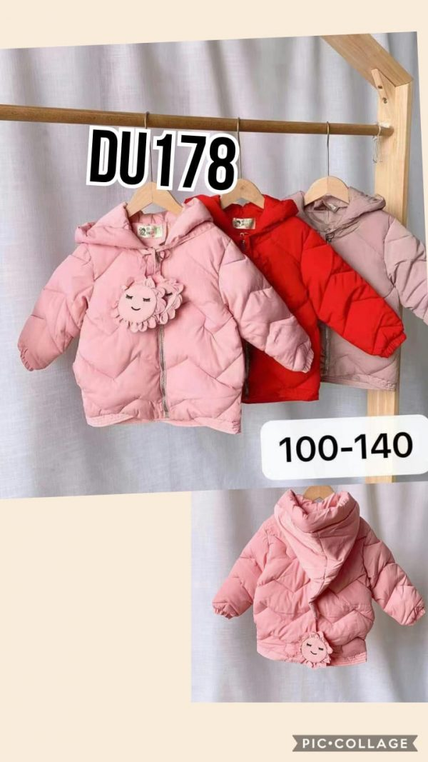 DU178 Jaket Winter Seri 4 Uk 3 6th @125rb winkionline