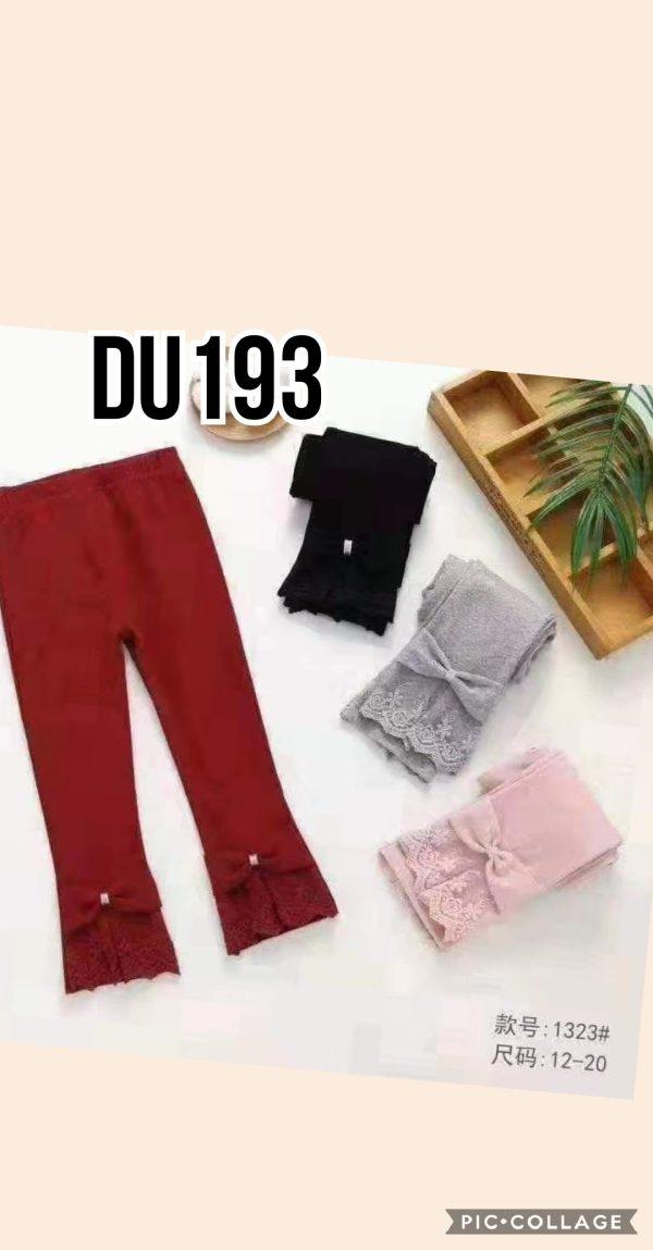 DU193 Celana Legging Seri 5 Uk 1 5th @35rb winkionline
