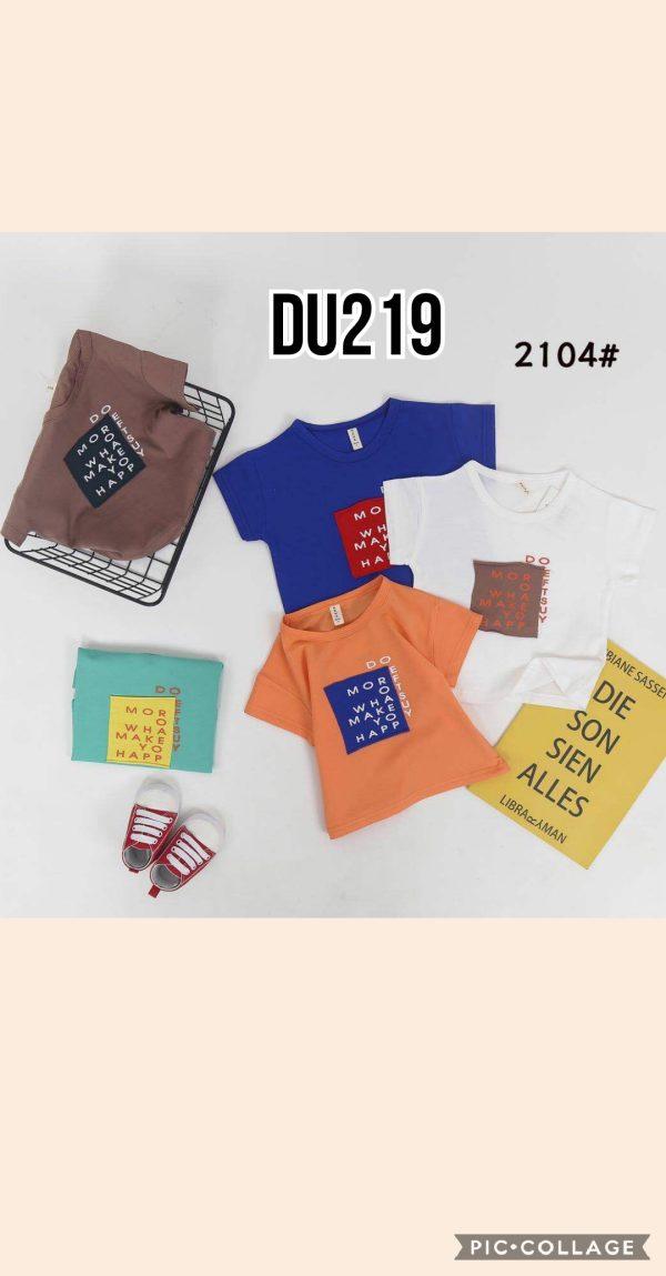 DU219 Baju Trendy Seri 5 Uk 1 4th @35rb winkionline