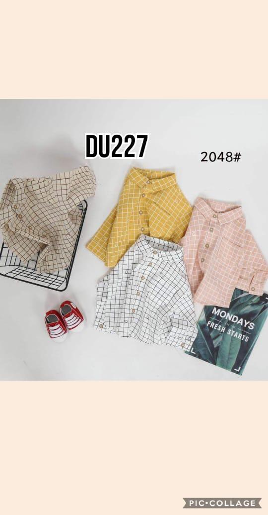 DU227 Kemeja Trendy Seri 4 Uk 1 4th @58th winkionline