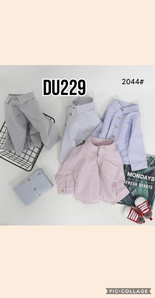 DU229 Kemeja Trendy Seri 4 Uk 1 4th @58th winkionline