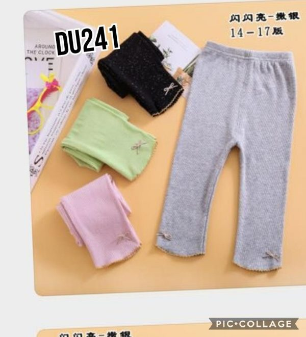 DU241 Celana Legging Seri 5 Uk 3 7th @45rb winkionline