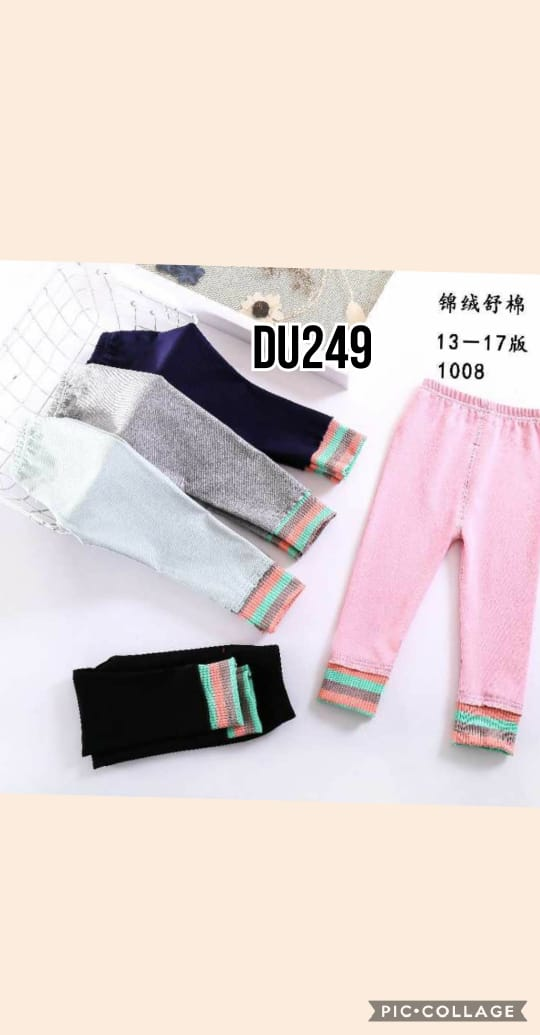 DU249 Celana Legging Seri 5 Uk 1 5th @38rb winkionline