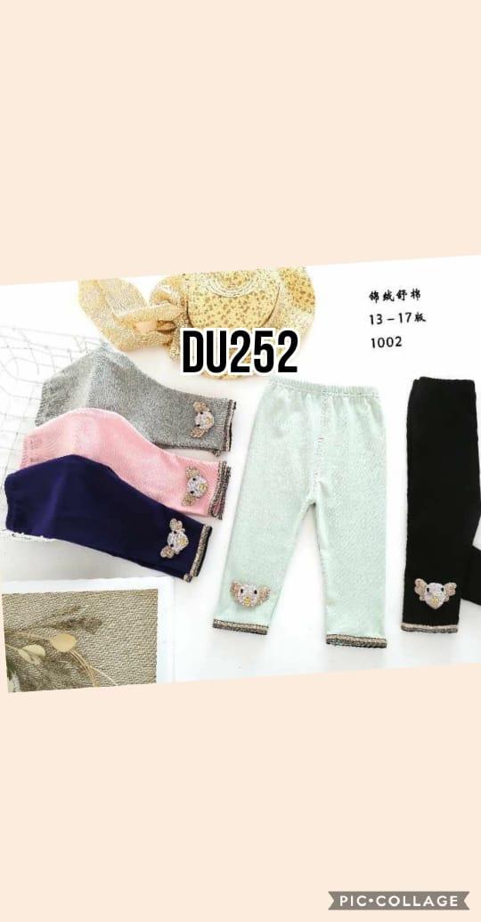 DU252 Celana Legging Seri 5 Uk 1 5th @38rb winkionline