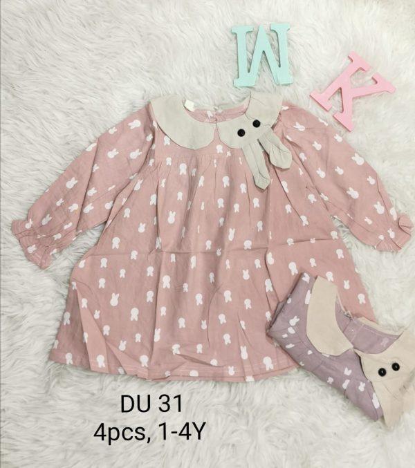 DU31 Dress Trendy Seri 4 Uk 1 4th @53rb winkionline