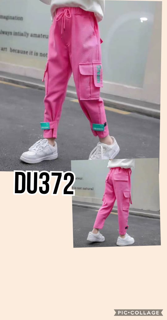 DU372 Celana Cargo Seri 5 Uk 4 8th @80rb winkionline