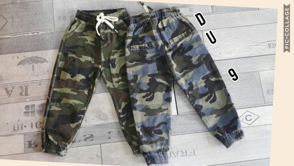 DU9 Celana Joger Army Seri 5 Uk 3 6th @75rb rotated 1 winkionline
