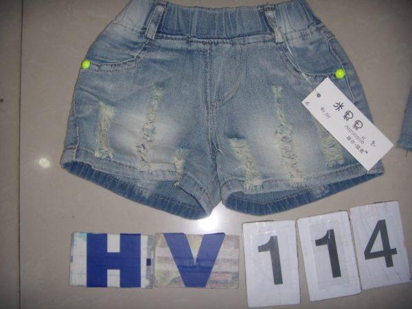 HV114 Hotpant Jeans Seri 5 Uk 1 5th @50rb winkionline