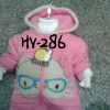 HV286 Jaket Cute Seri 4 Uk L XXXL 1 4th Pink Salem Hijau @75rb winkionline
