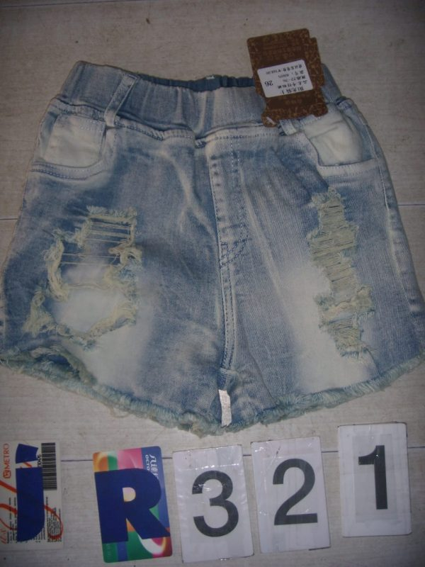 IR321 Hotpant Jeans Seri 5 Uk 1 5th @55rb winkionline