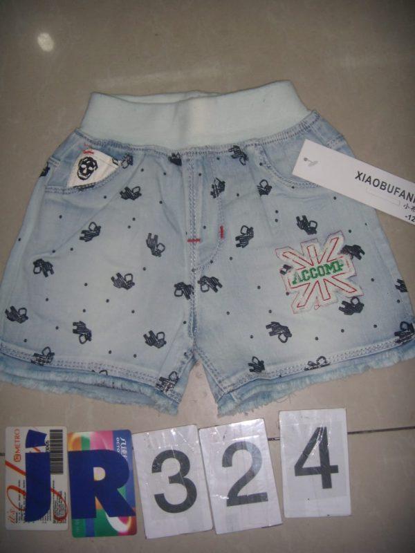 IR324 Hotpant Jeans Seri 5 Uk 1 5th @50rb winkionline