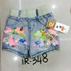 IR348 Hotpant Jeans Seri5 1 5Y @45rb winkionline