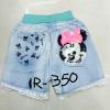 IR350 Hotpant Jeans Seri5 1 5Y @45rb winkionline