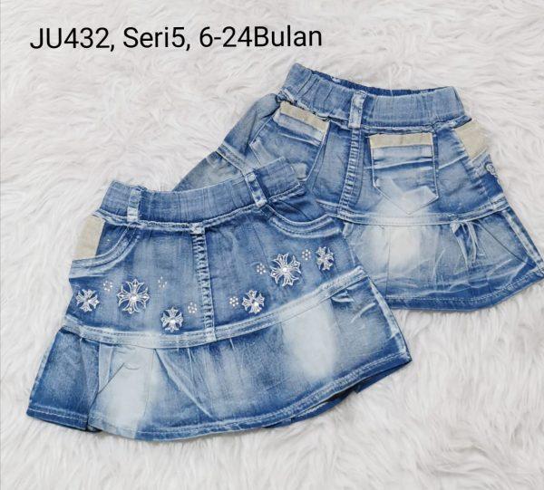 JU432 Rok Jeans Seri 5 Uk 6 24bln @43rb winkionline