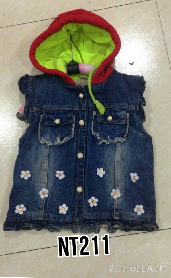 NT211 Rompi Jeans Seri 4 Uk2 5th @68rb winkionline