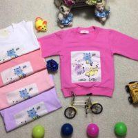 P116 Baju Sweater Seri 4 1 4th @40rb winkionline