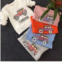 P142 Baju Sweater Seri 4 1 4th @40rb winkionline