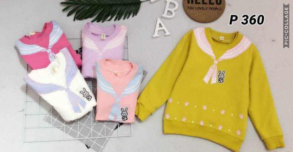 P360 Baju Sweater Seri 4 1 4th @42rb winkionline