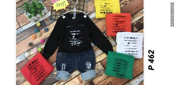 P462 Seri4 1 3Y Sweater Saja @45rb winkionline
