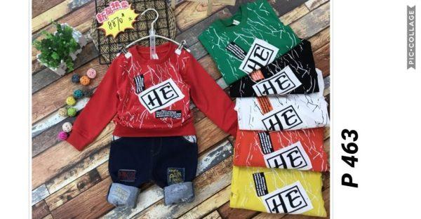 P463 Seri4 1 3Y Sweater Saja @45rb winkionline