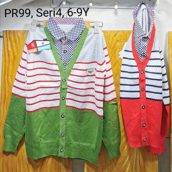PR99 Sweater Kerah Seri 4 Uk 6 9th @60rb winkionline