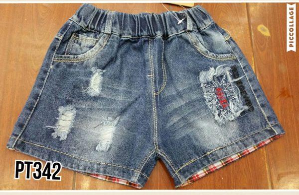 PT342 Hotpant Jeans Seri 5 1 4th @55rb winkionline