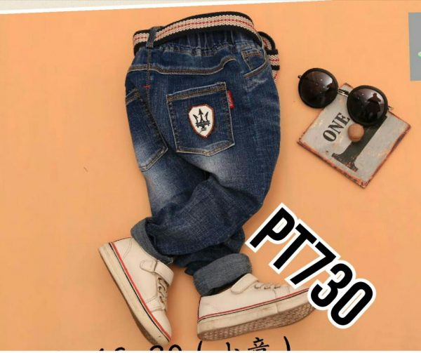 PT730 Celana Jeans Seri 5 Uk 1 5th @83rb winkionline