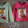 PT733 Baju Sweater Seri 4 Uk 2 5th @33rb winkionline
