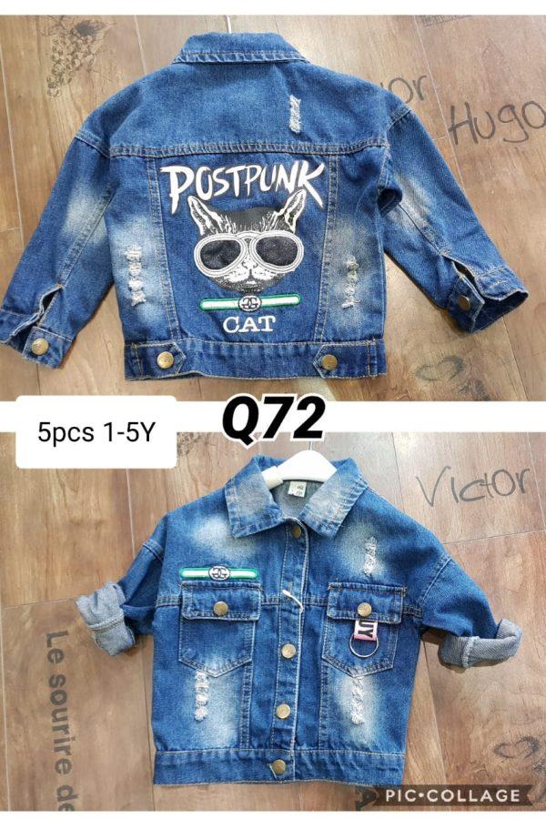 Q72 Jaket Jeans Seri 5 1 5th @85rb winkionline