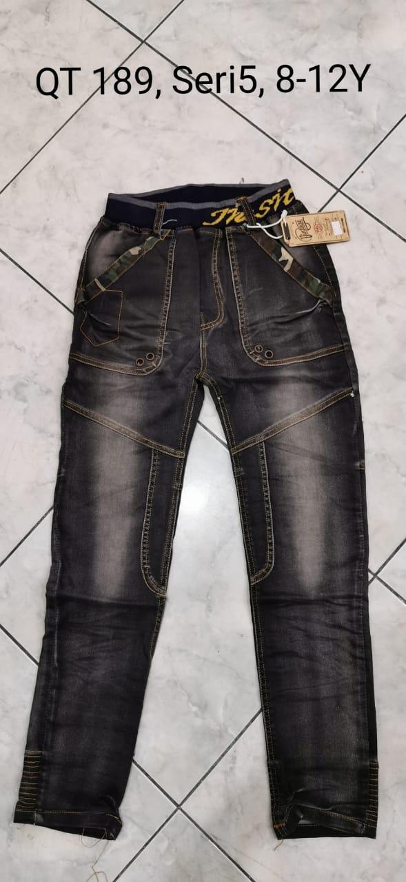 QT189 Celana Jeans Seri 5 Uk 8 12th @88rb winkionline