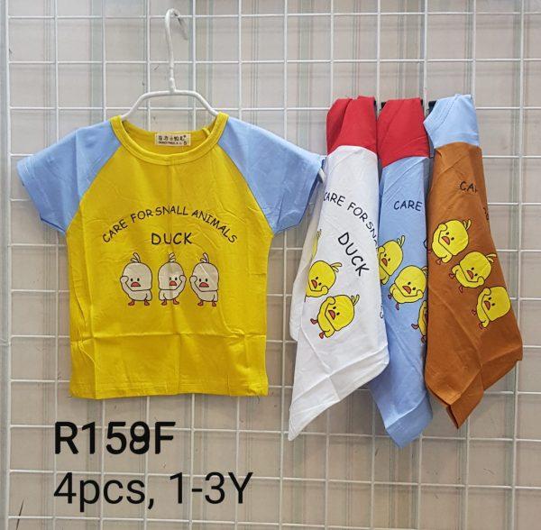 R158F Baju Trendy Seri 4 Uk 1 3th @28rb winkionline
