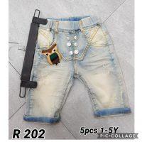 R202 Celana Jeans Seri 5 Uk 1 5th @58rb winkionline