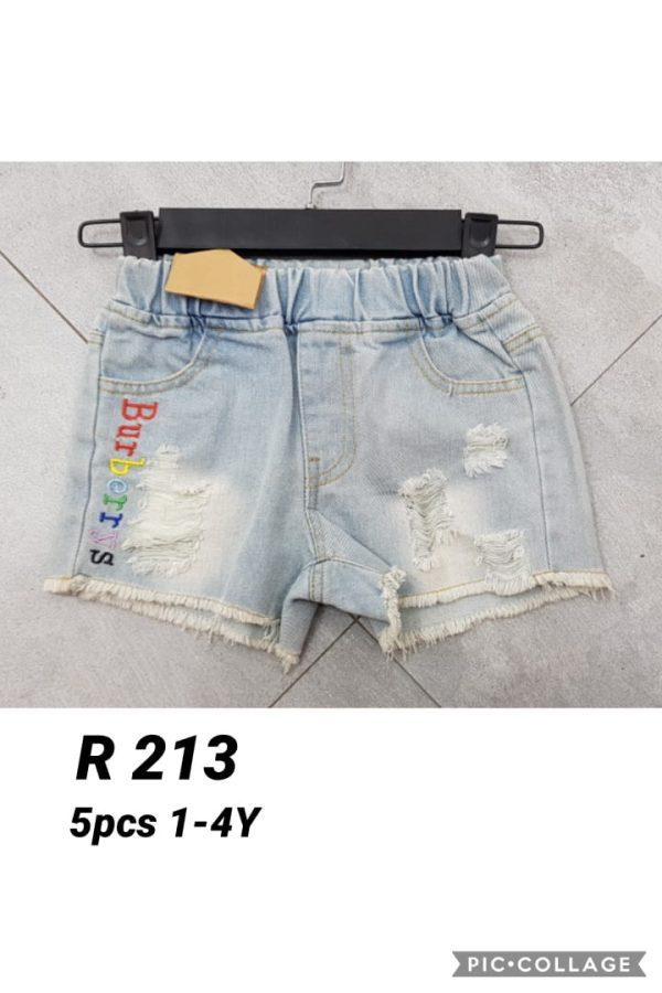 R213 Hotpant Jeans Seri 5 1 4th @50rb winkionline