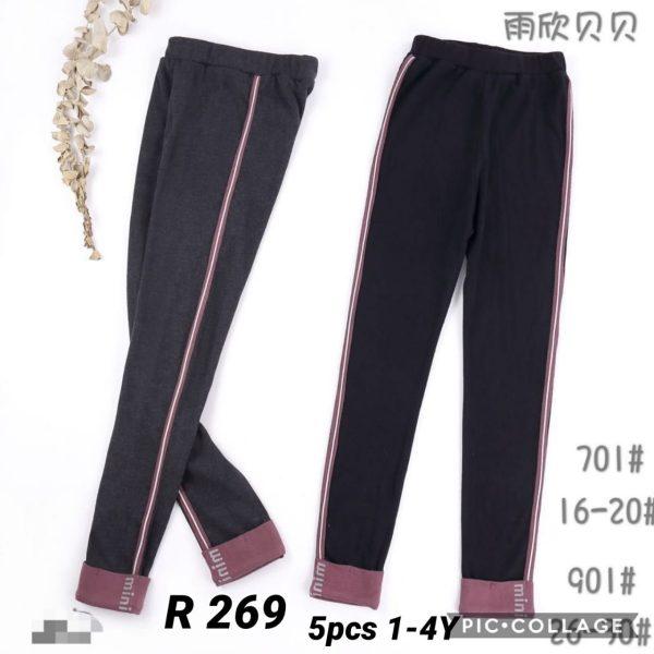 R269 Celana Legging Seri 5 Uk 1 4th @31rb winkionline